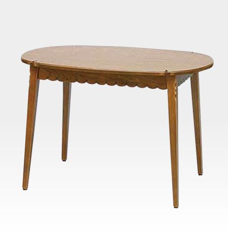 LDテーブル(楕円)